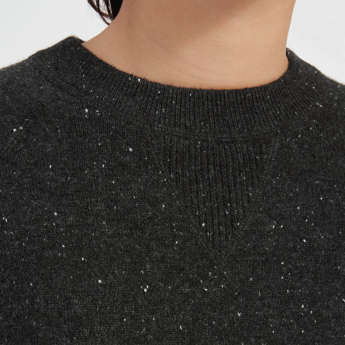 5da2a563d3 Women's Cashmere Shrunken Sweatshirt | Everlane