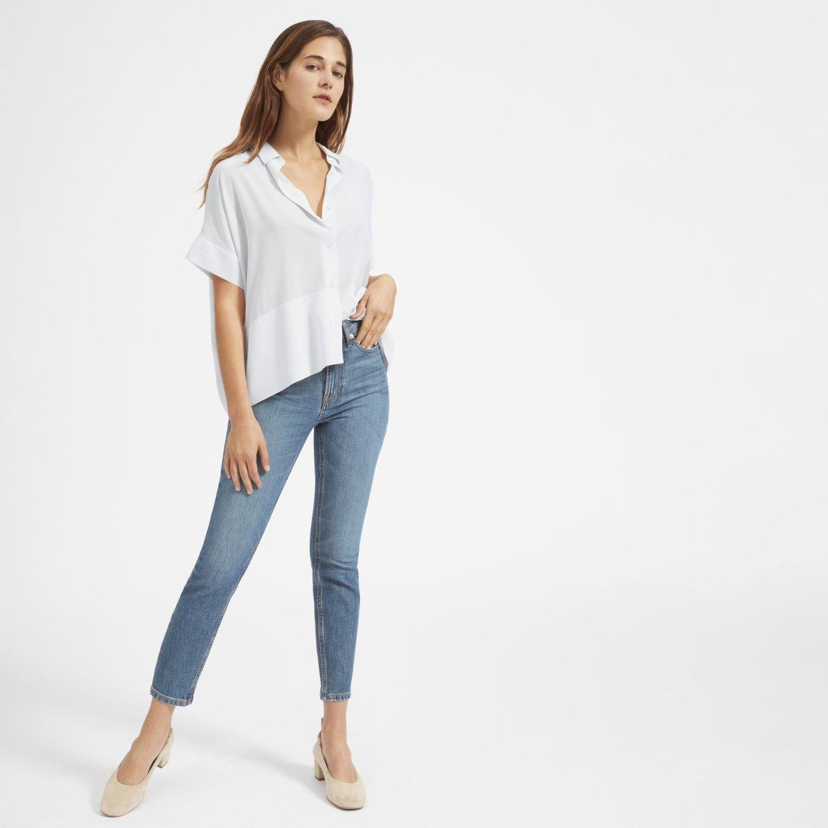 Everlane Is Launching Sustainable Clean Silk Everlane Is Launching Sustainable Clean Silk new pictures