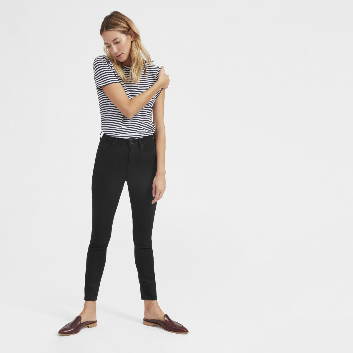 8be6a225ed The High-Rise Skinny Jean