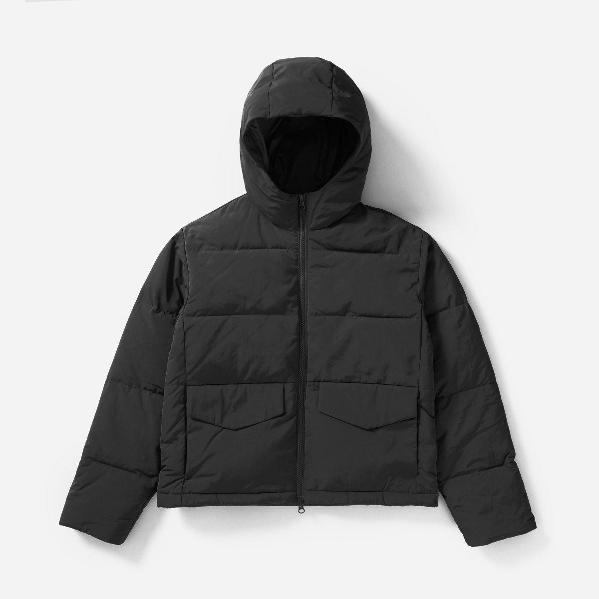 9af23648c The Short Puffer Jacket