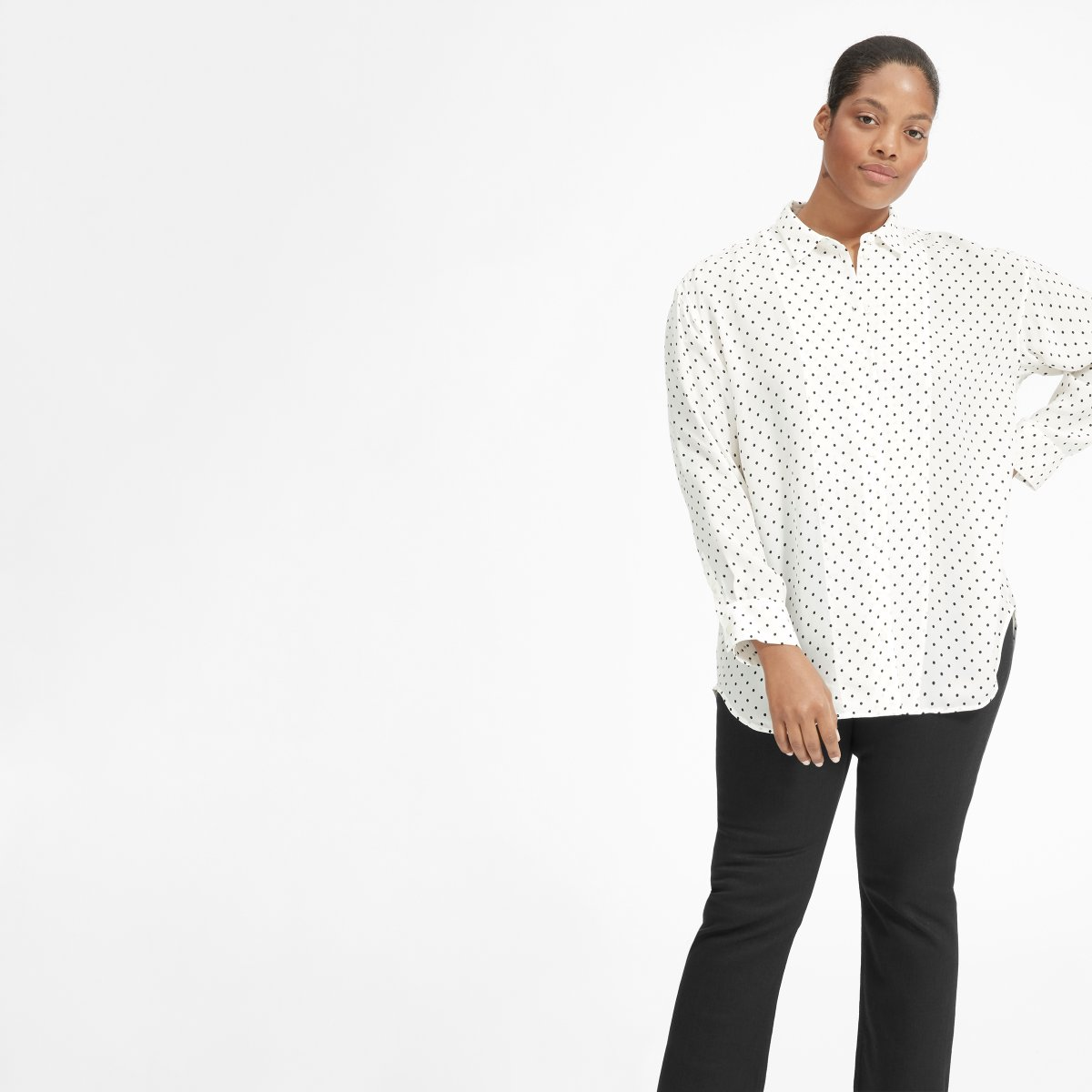 pics Everlane Is Launching Sustainable Clean Silk