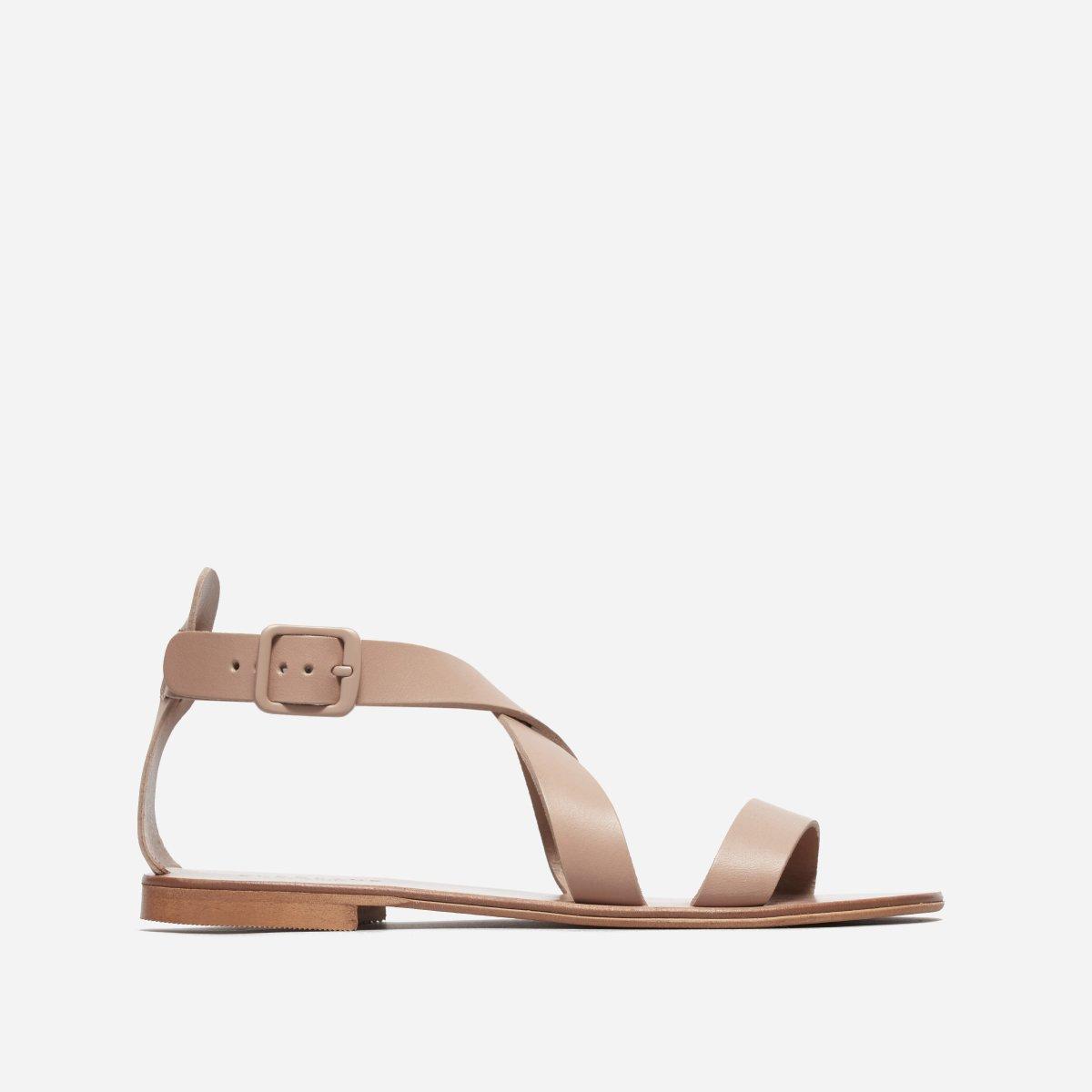 The Modern Wrap Sandal by Everlane