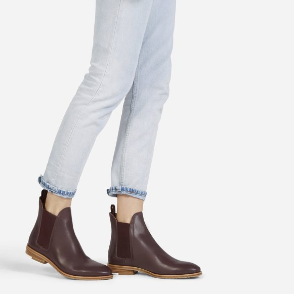 a7670eca2ee8 The Chelsea Boot in Burgundy