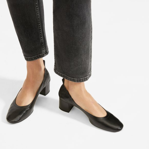 9c271f252ff The Day Heel in Black