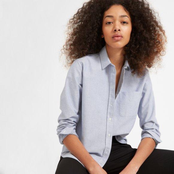86ebeff0e0788 Womens Oxford Shirt - T Shirts Design Concept