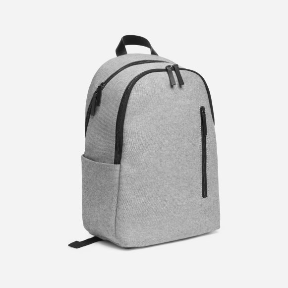 079bdf395a The Modern Commuter Backpack in Reverse Denim