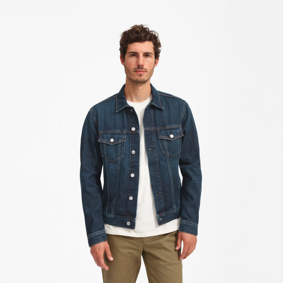 Men S Denim Jacket Everlane