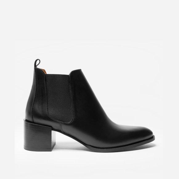 The Heel Boot in Black f5ee428ce9