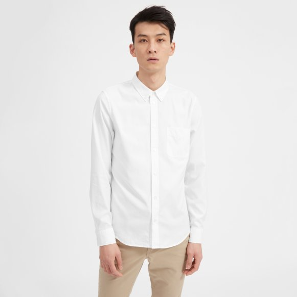 Men S Air Oxford Shirt Everlane