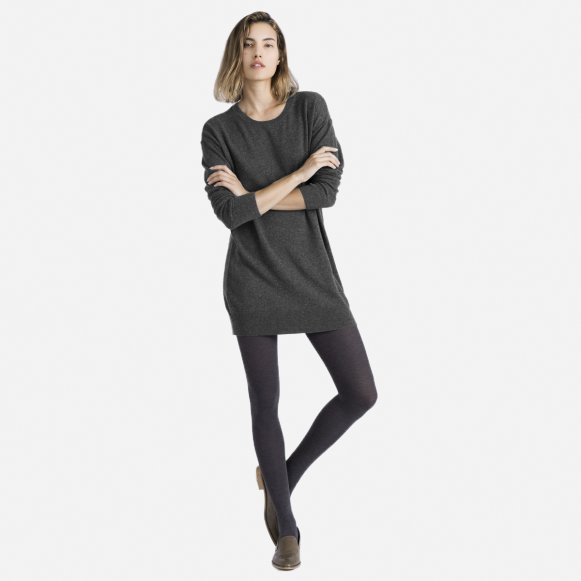 8609502492a Women's Slouchy Cashmere Tunic | Everlane