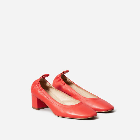 d4d7c935dd2 The Day Heel in Bright Red