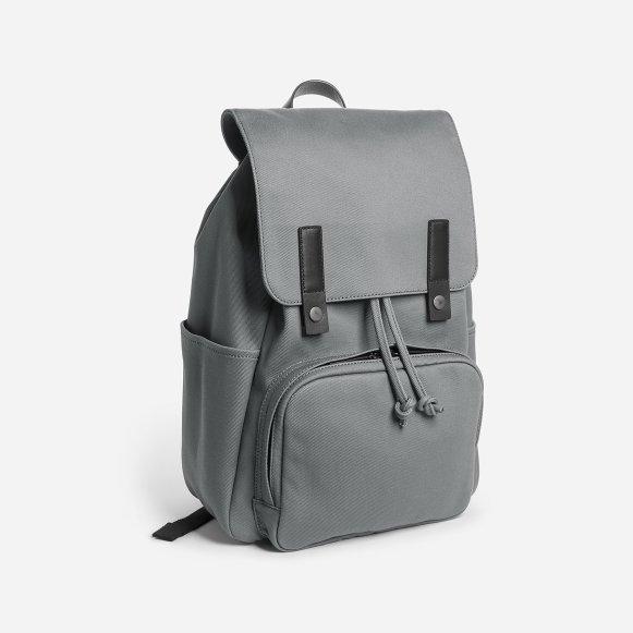 women s modern snap backpack everlane