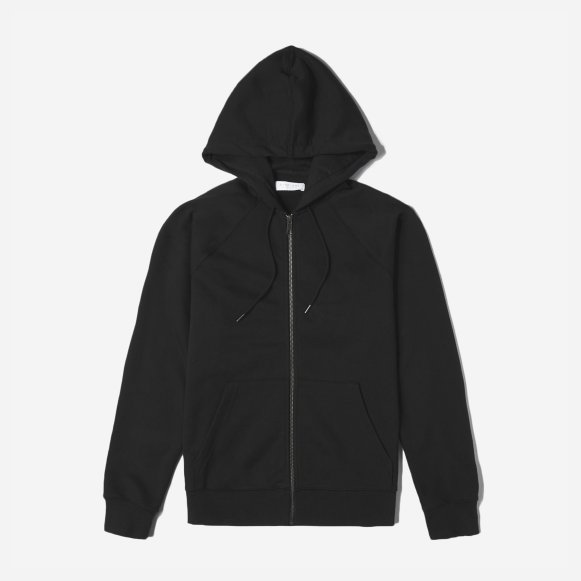 The Classic French Terry Zip Hoodie –  60 df6cc01ec962