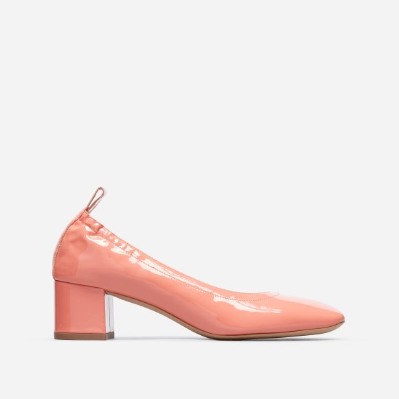 9e9071353cfb The Day Heel in Light Coral Patent