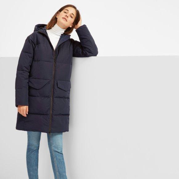 d64a1210b9cb Women s Long Puffer Jacket