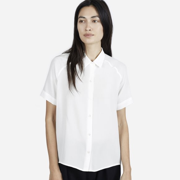 Women S Silk Short Sleeve Everlane