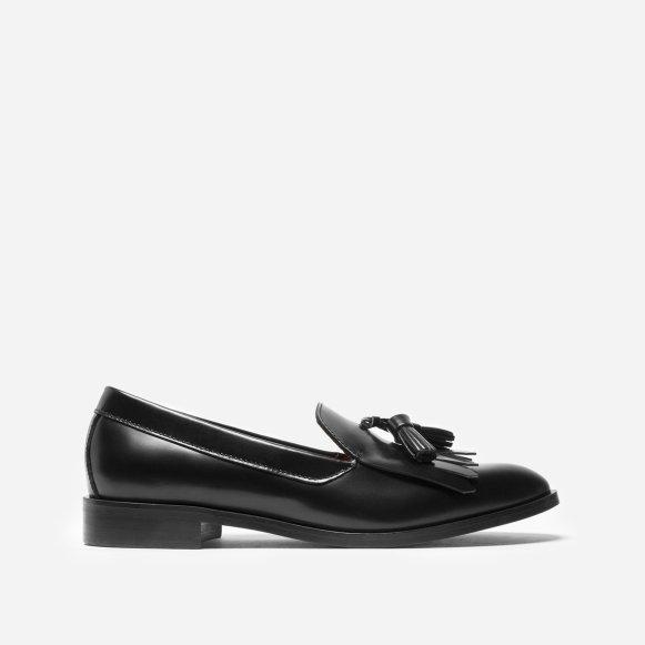 0f67027ed281 The Modern Tassel Loafer in Black