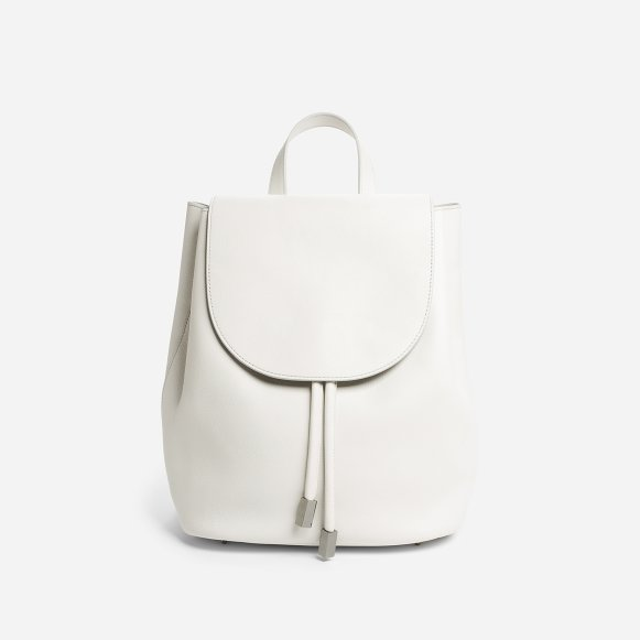 dede2a66b36c The Petra Backpack in White