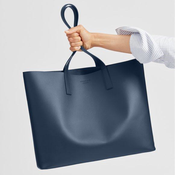 dd54cc0f12de5 The Day Market Tote in Navy
