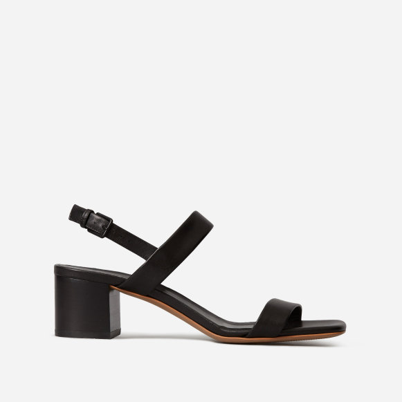 2d0088e1946 The Double-Strap Block Heel Sandal