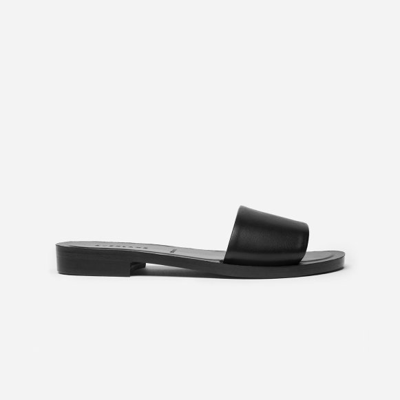 7735af280b40 The Slide Sandal in Black