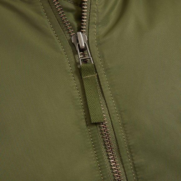 49683254a The Filled Nylon Bomber Jacket