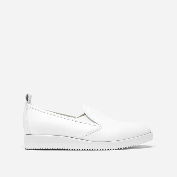 e417fee6a2c The Leather Street Shoe in White