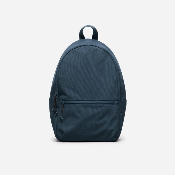 ffc0c30b94 The Street Nylon Zip Backpack - Large in Navy