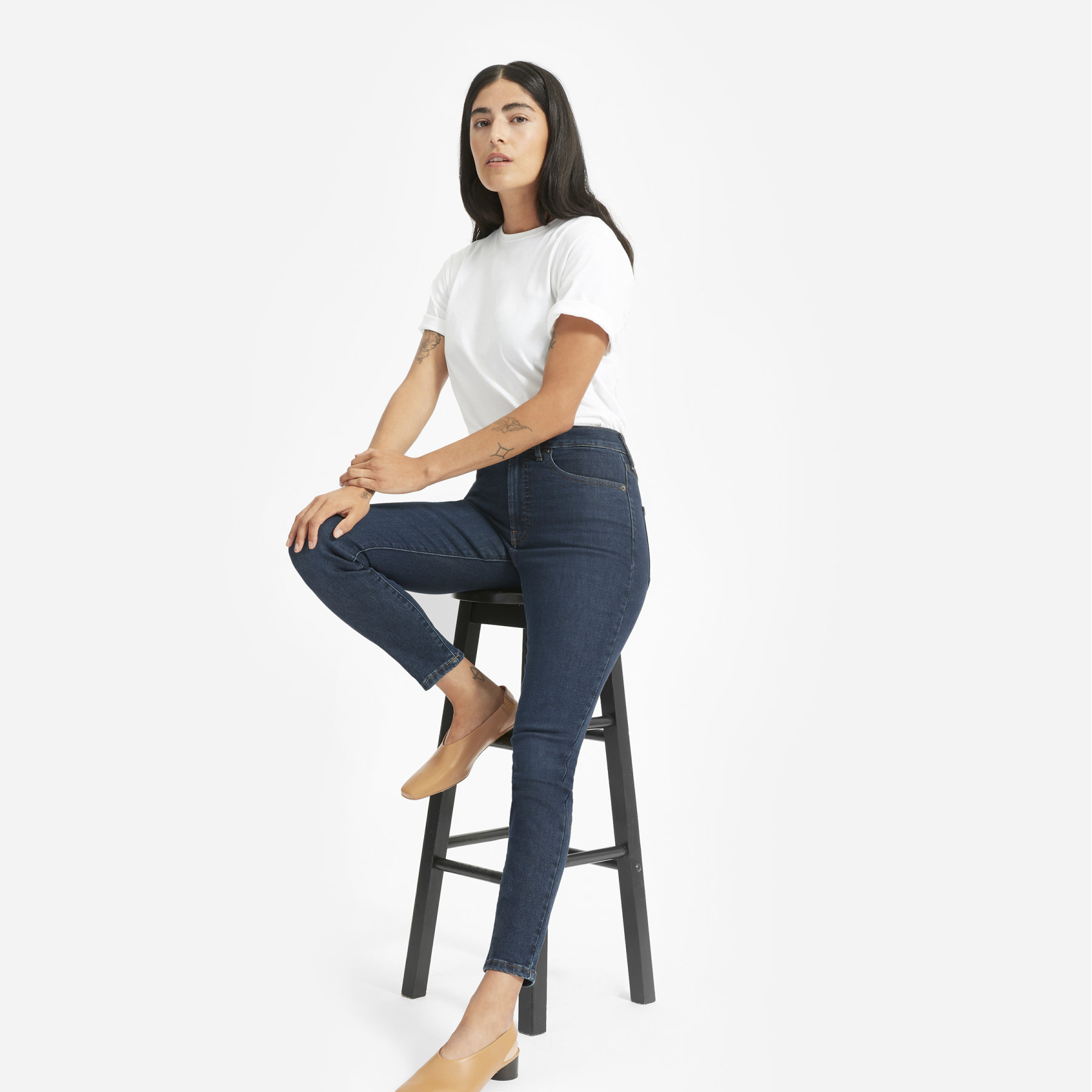 New Everlane Stretch Denim
