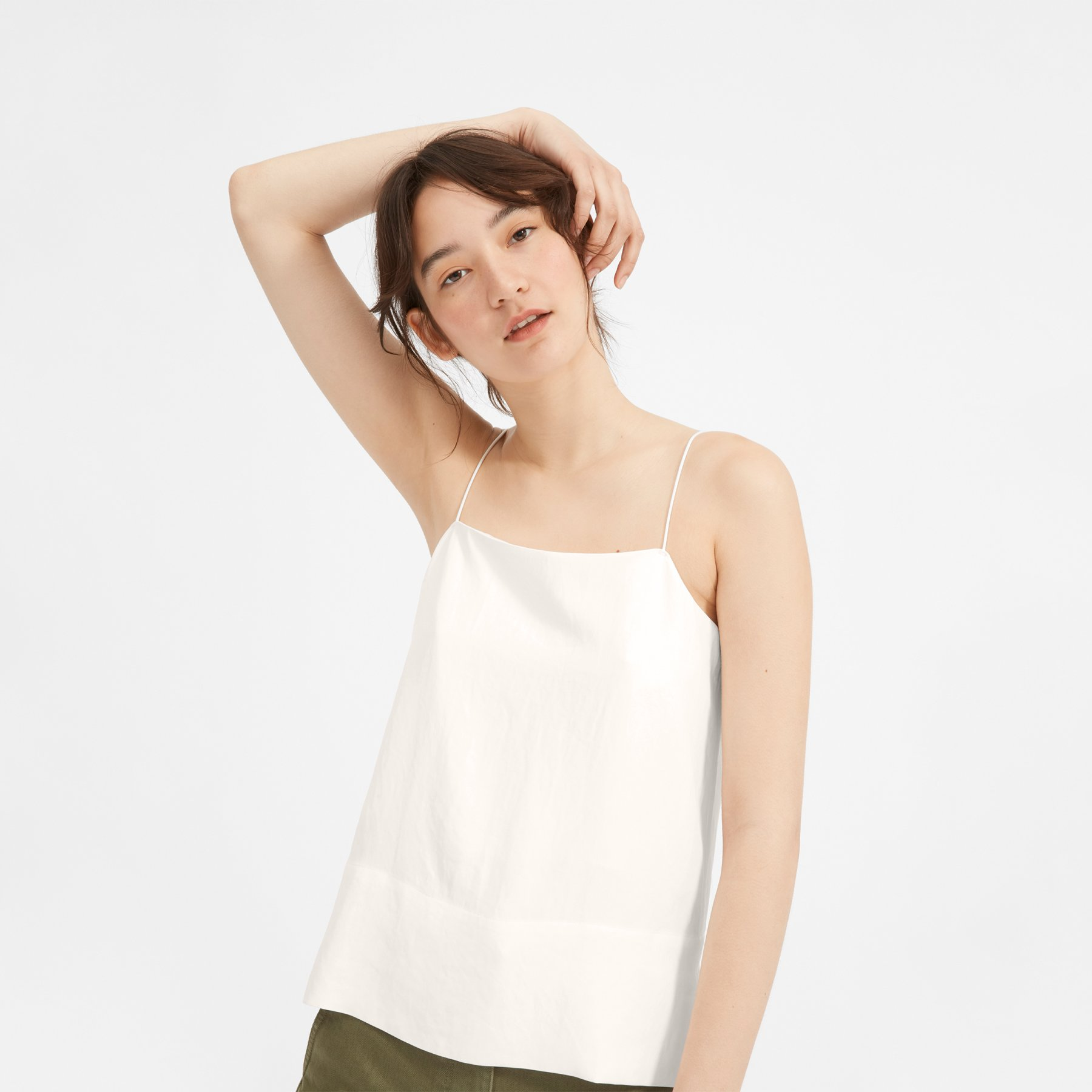 The Japanese Go Weave Cami by Everlane
