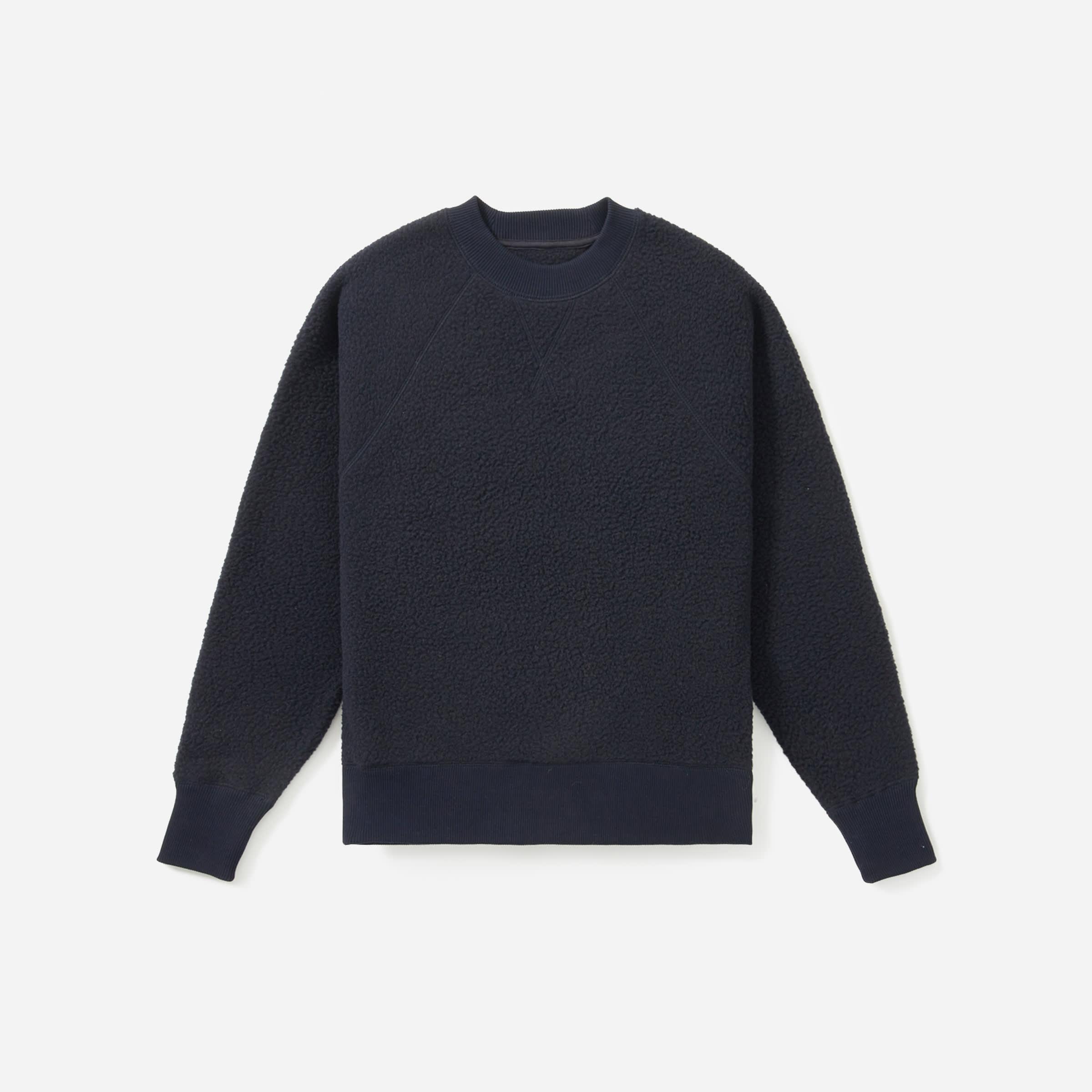 The ReNew Fleece Raglan Sweatshirt | Everlane