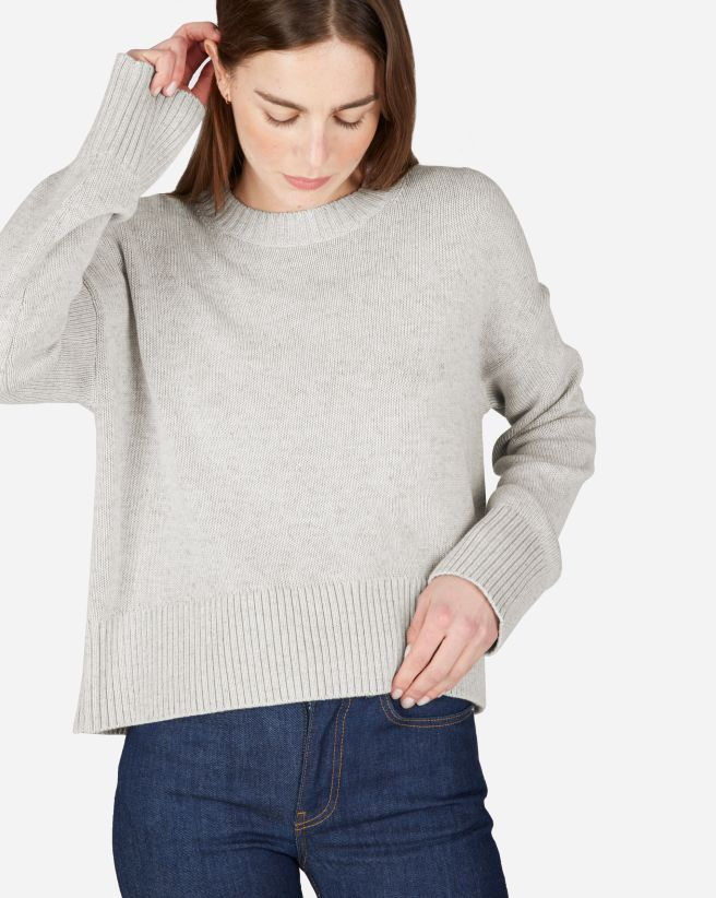 2f1bb3d8 Women's Sweaters - Cashmere, Cardigans, and Knit | Everlane