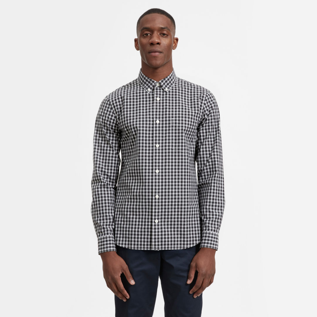 ad7d4e5b The Cotton Slim Fit Shirt