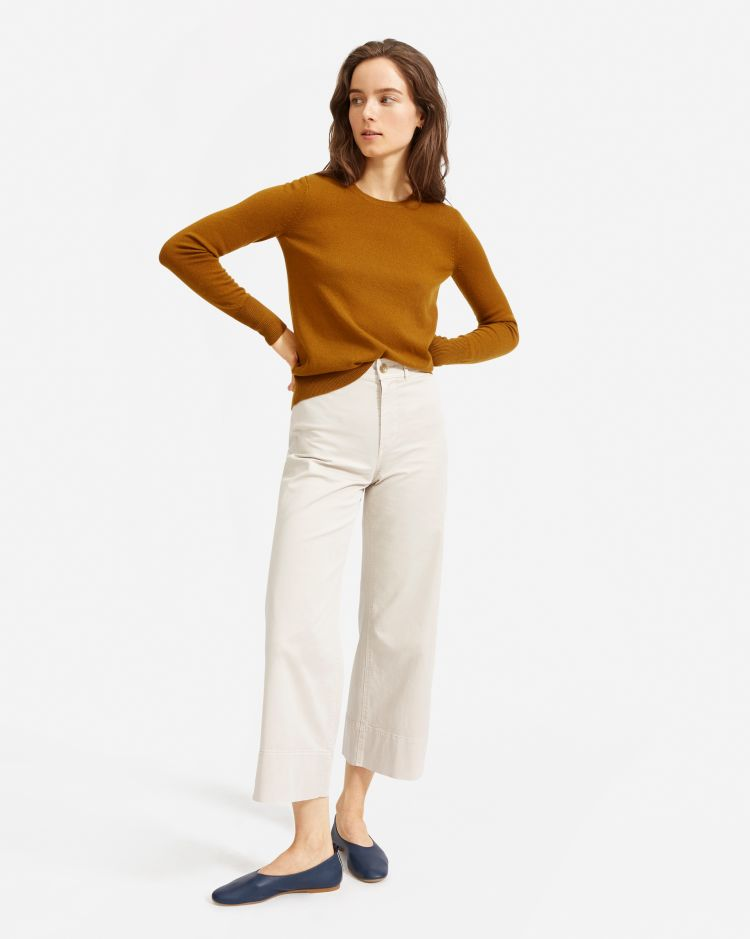 super popular 9140e b4b7e Women's Sweaters - Cashmere, Cardigans & Knit | Everlane
