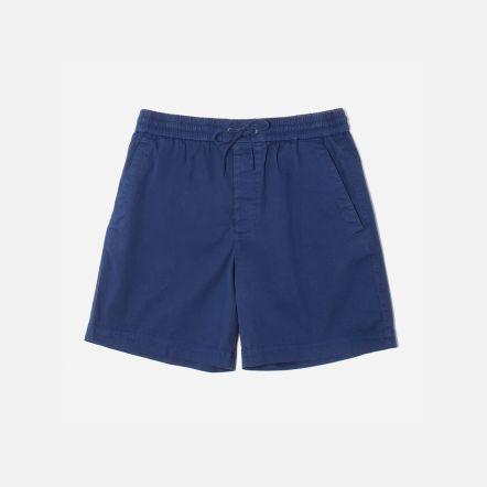 The Drawstring Short - Blue