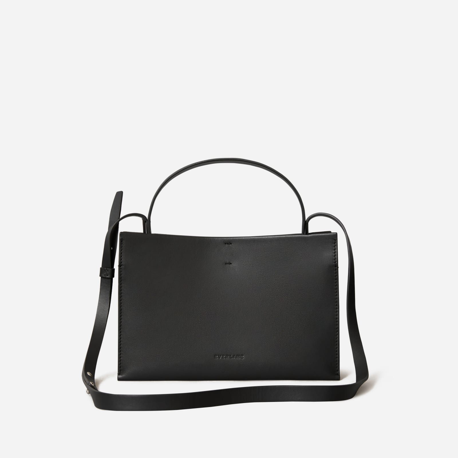 lunchbox bag by everlane in black