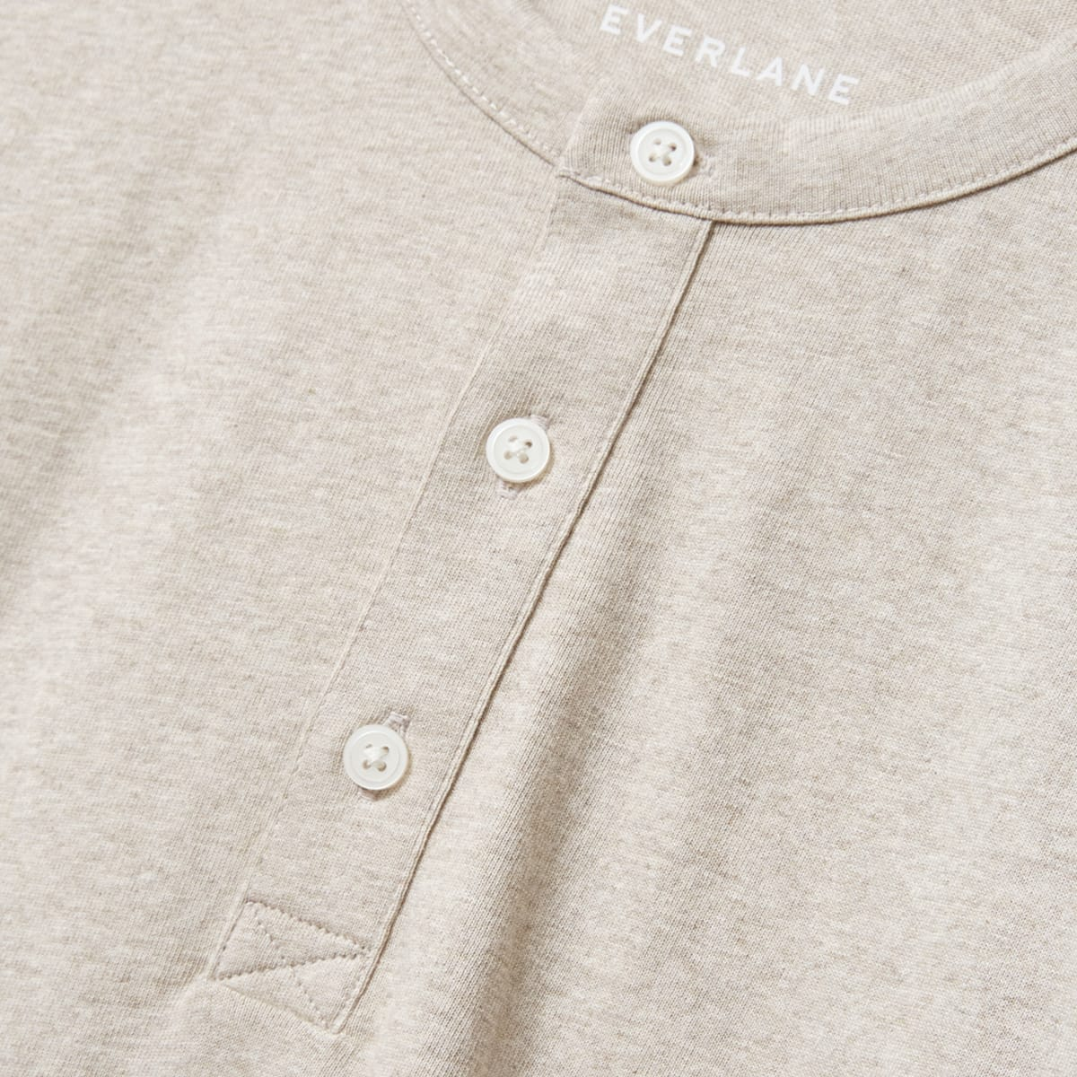 Everlane Premium Weight Henley