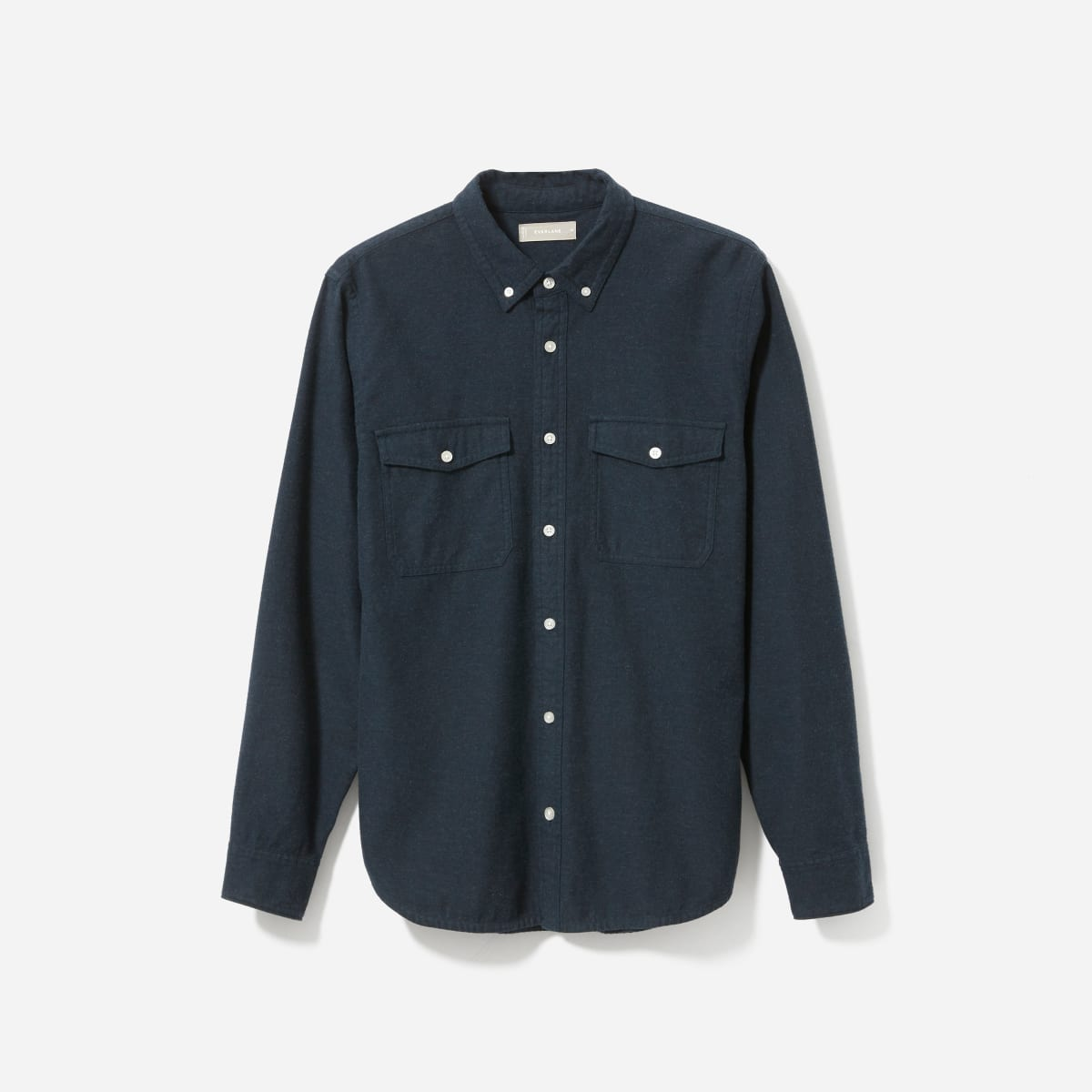 Everlane Modern Flannel Shirt