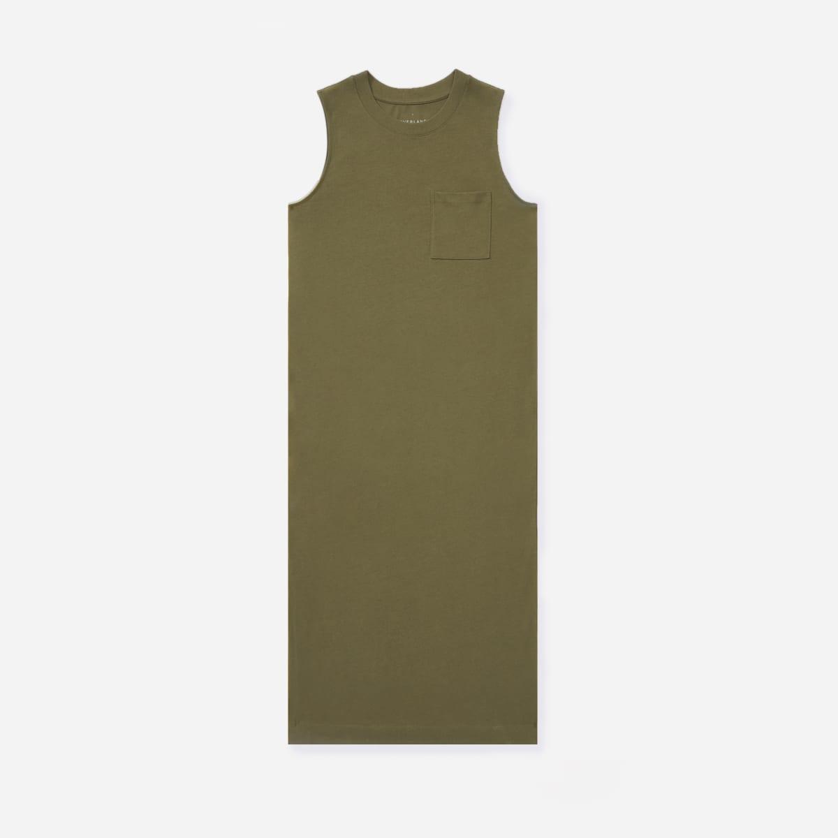 The Long Weekend Tank Dress   Everlane