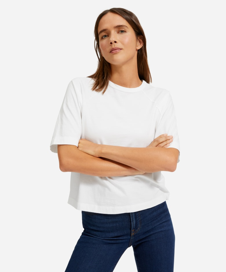 THUNDERSTAR Womens Turtleneck Long Sleeve Basic T-Shirt Modal Soft Stretchy Top