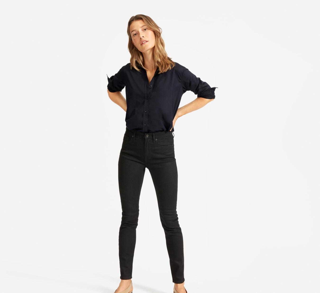 woman skinny  jean tall girl  inside leg 36   stretch 95/%cotton 5/%spandex