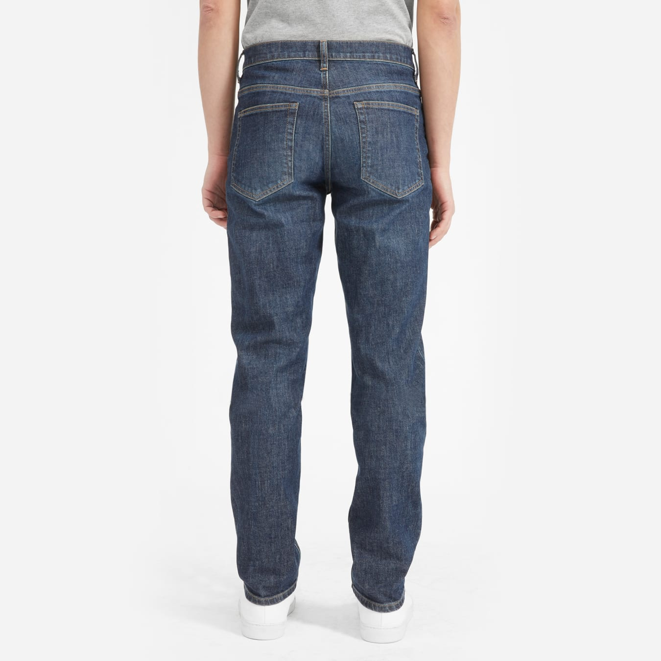 Mac Jeans SKINNY-STRAIGHT FIT-NEW BASIC Wash
