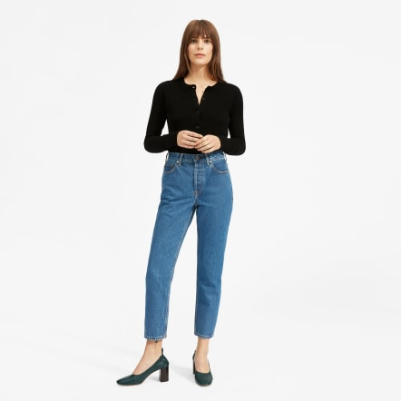 Everlane 90's Cheeky Straight Jeans