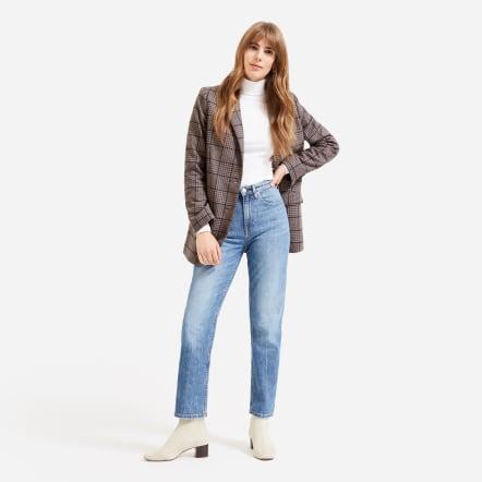 Everlane Super Straight Jeans