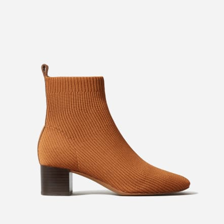 Everlane Glove Boot in ReKnit in Toffee