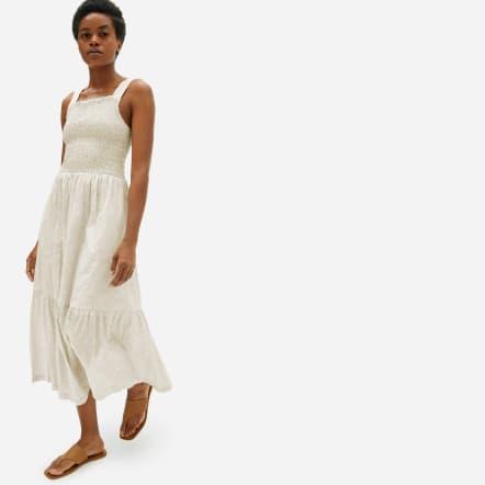 Everlane Smock Dress