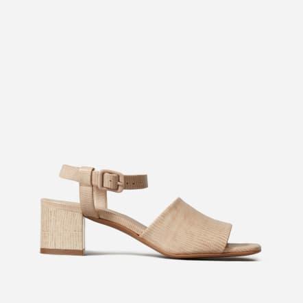 Everlane the Block Heel Sandal