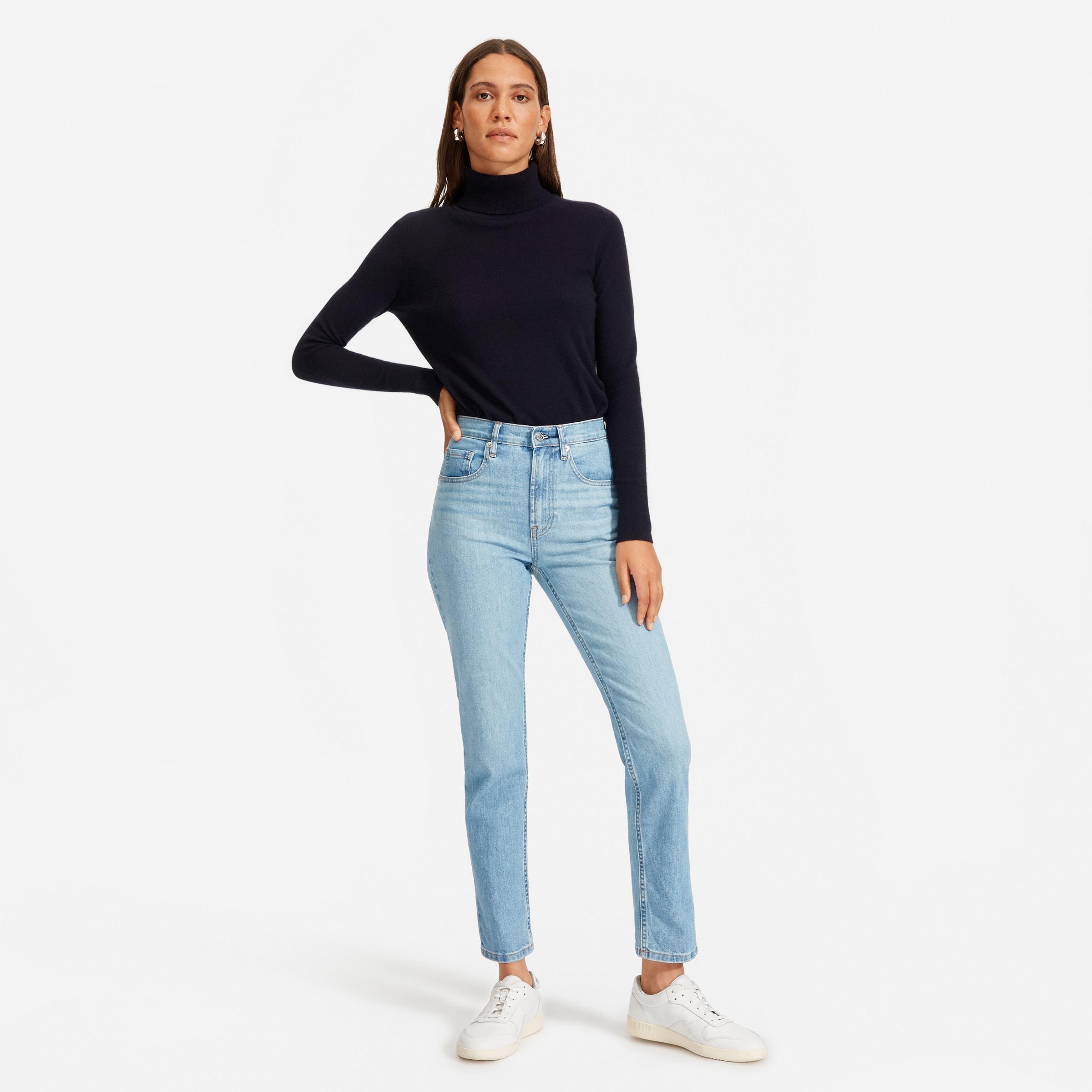 The Cheeky Straight Jean | Everlane