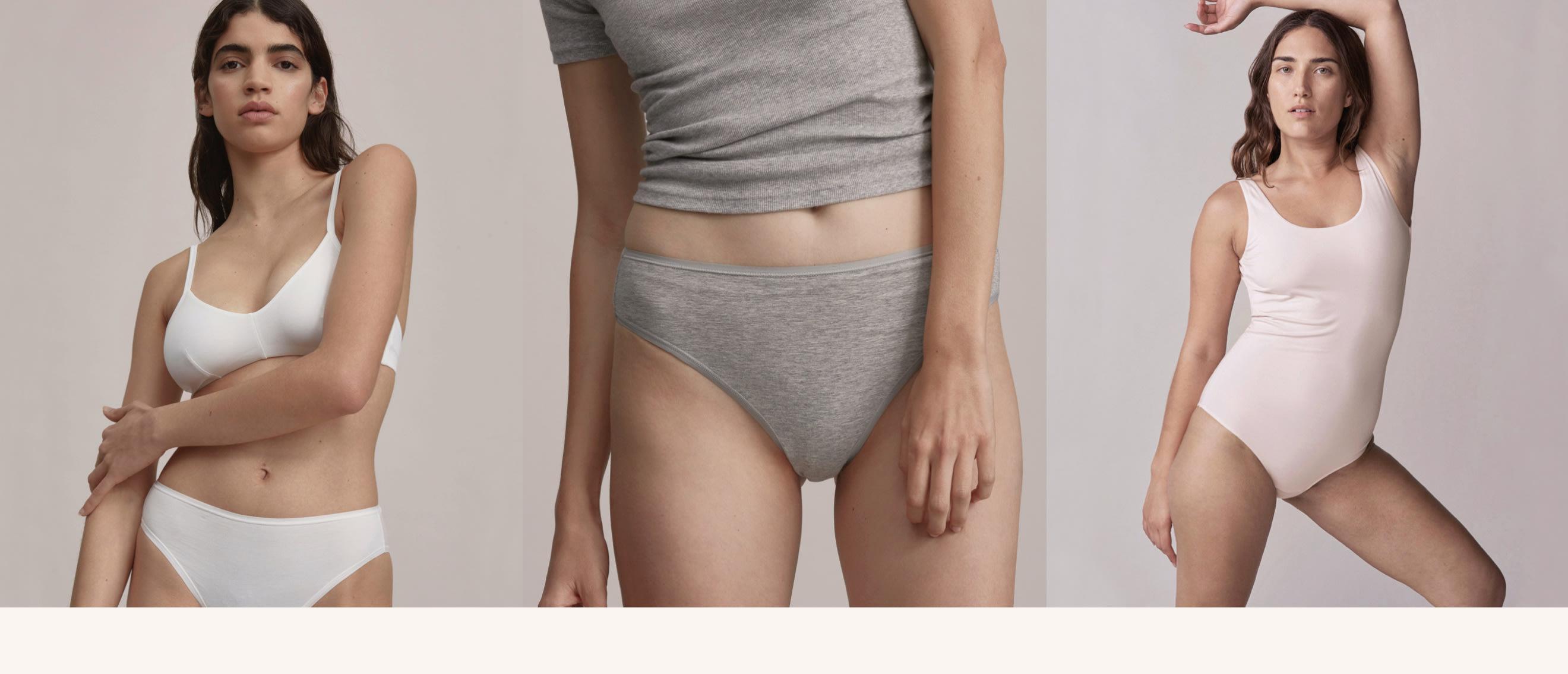 1ba1ffd8fd821b Shop Women's Underwear - Bras, Thongs, Hipsters & More | Everlane