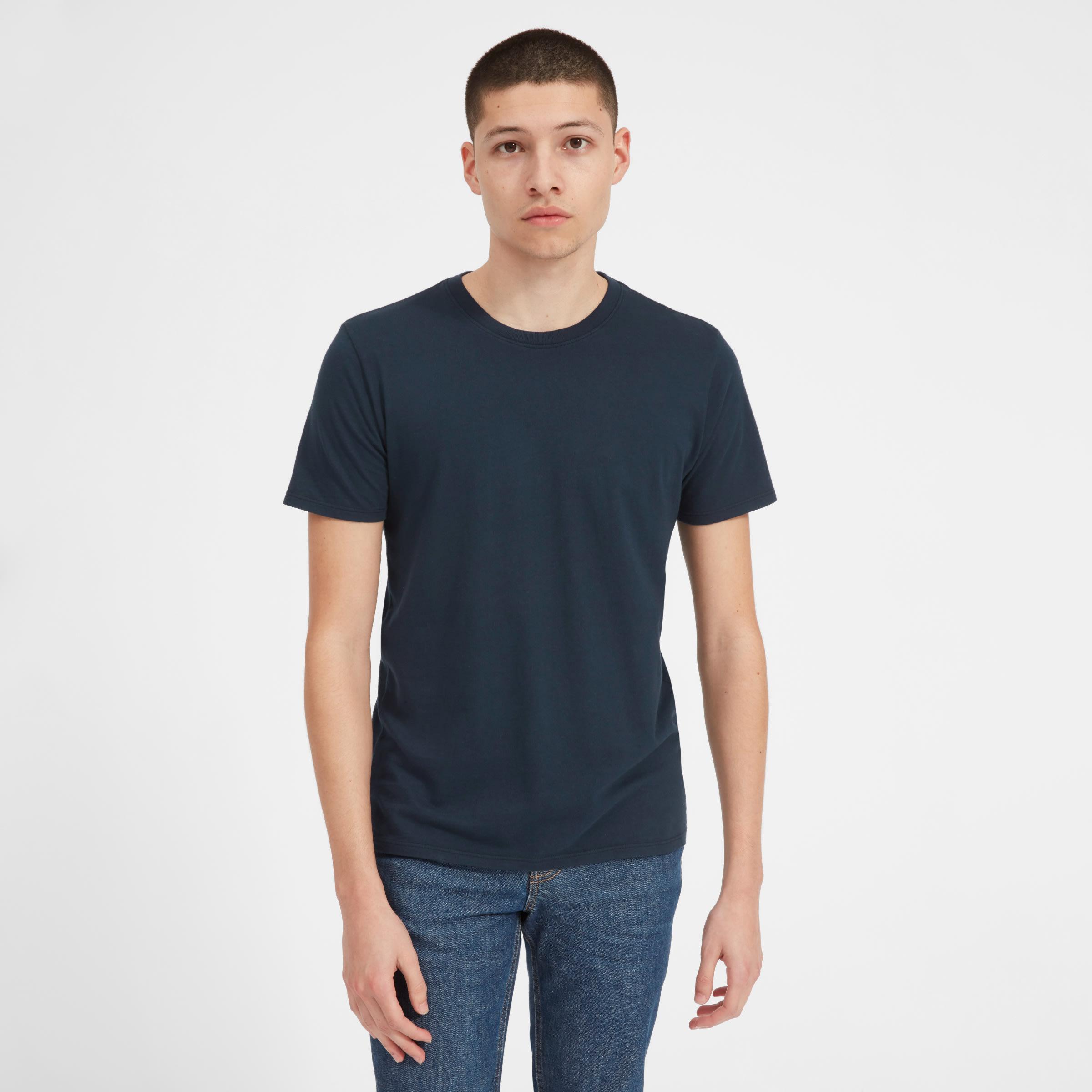 b907b20482a1 Men's Tees: V-Neck, Crew, & Short Sleeve T-Shirts for Men | Everlane
